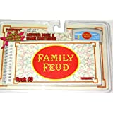 Family Feud Anwers Book And Cartridge Vol. 3