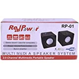 2.0 Channel Multimedia Speaker System (Black)