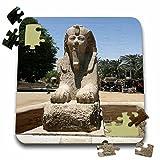 Angelique Cajam Egypt - Egyptian Statutes - 10x10 Inch Puzzle (pzl_26813_2)