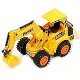 NoorStore JCB Loader Truck Toy For Kids Birthday Present Gift Toys For Children