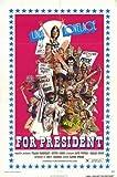 Linda Lovelace for President Movie Poster (27,94 x 43,18 cm)