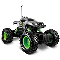 Remote Control Rock Maisto Crawler Off-road Monster Truck New 2014 Grey Color