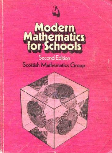 Modern school mathematics : structure and method