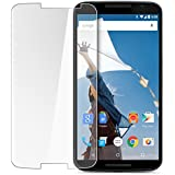 SNOOGG MOTOROLA NEXUS 6Full Body Tempered Glass Screen Protector [ Full Body Edge To Edge ] [ Anti Scratch ] [...