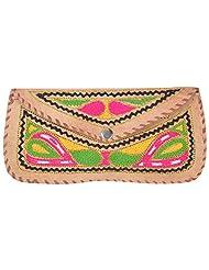 Aseri Fancy Mojari Store Multi-Colour Womens Wallet