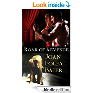 Roar of Revenge book cover