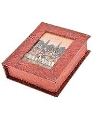 BAC.JPR Paper Jewellery Box (3.81 Cm X 12.7 Cm X 16.51 Cm)