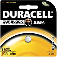 Duracell PX625ABPK Photo Alkaline Batteries Size 1.5 Volt