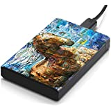 MeSleep Horse Check Hard Drive Skin