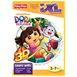 Fisher-Price IXL Learning System Software Dora The Explorer 3DFisher-Price IXL Learning System Softw