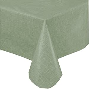 flannel backed vinyl tablecloth premium solid color vinyl flannel backed tablecloth 52 x 7226