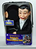 Charlie McCarthy Ventriloquist Doll. Most Famous Celebrity Ventriloquist Radio Dummy Created by Edgar Bergen was his side-kick for years. Comes w/BONUS E-Book 'How to Be a Ventriloquist', Detailed Instructions to Learn Ventriloquism. FREE Shipping.
