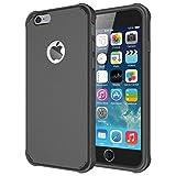"Diztronic Voyeur Case For Apple IPhone 6 (Full Matte Charcoal Gray) - Grey (4.7"" Screen Version)"