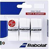 Babolat Pro Tour Overgrip-White, One Size/White