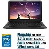 2017 Newest HP Flagship High Performance 17.3 Inch HD+ Notebook Laptop PC, Intel Core I7-7500U Dual-Core, 2.70...