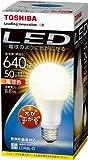 東芝 E-CORE(イー・コア) LED電球 一般電球形 8.8W(光が広がるタイプ・白熱電球50W相当・640ルーメン・電球色) LDA9L-G