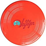 YFF Frisbee Red, One Size : YFF Jenny Lewis The Voyager Logo 150 Gram Ultimate Sport Disc Frisbee Yellow