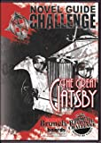 The Great Gatsby Novel Guide Challenge Game ~ CD-ROM