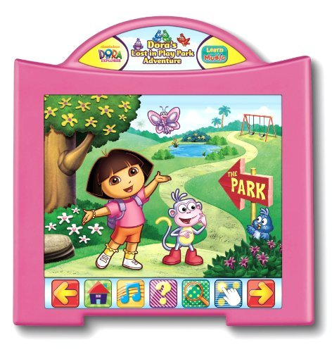 Fisher-Price Learn Through Music Touchpad Software - Doras Lost In Play Park Adventure