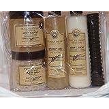 Tuscan Hills 6 Piece Kit Contains: Body Scrub Bath Salt Shower Gel And Body Lotion