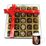 Chocholik Belgium Chocolate Gifts - Stunning Collection Of Truffles With Diwali Special Coffee Mug - Gifts For...