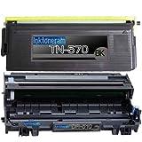 (1 Drum + 1 Toner) Replacement Toner Cartridges For Brother TN570 DR510 Toner Cartridges & Drum Replacement For...