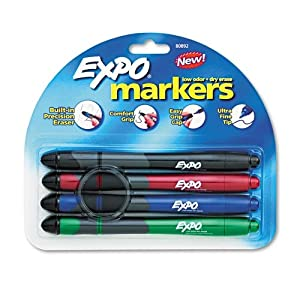 Amazon.com : Sanford(R) EXPO(R) Grip Dry-Erase Markers