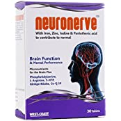 West Coast NEURONERVE 30 Tablets