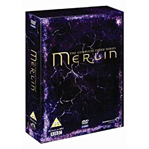 Merlin DVD Box Set Season 3