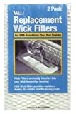 WEB WWICK Humidifier Register Replacement Wick Filters, 2-Pack