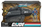 G.I. Joe Cobra H.I.S.S. Tank with H.I.S.S. Commander