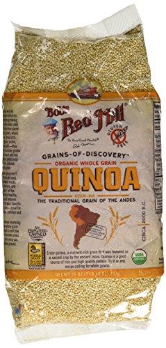 Bob's Red Mill Grain Quinoa Organic, 26-ounces
