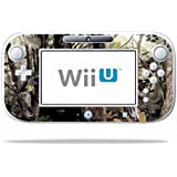 Mightyskins Protective Vinyl Skin Decal Cover For Nintendo Wii U Game Pad Controller Wrap Sticker Skins Tree Camo