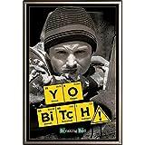 Breaking Bad (Yo Bitch) Poster ON FINE ART PAPER HD QUALITY WALLPAPER POSTER