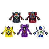 Transformers Bot Shots Battle Game - Stunticons Pack
