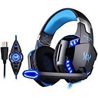 PC Gaming Headset EACH G2200 USB 7.1 Surround Sound Vibration Game Gaming Headphone Computer Headset Earphone...