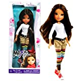 "MGA Entertainment Moxie Girlz ""Be True! Be You"" Basic Series 10 Inch Doll - SOPHINA With Star-Shaped"