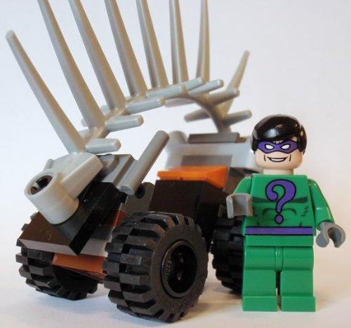 legos for sale: Riddler- Lego Batman Minifigure and Spike ...