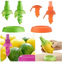 As Seen On Tv Innovative Citrus Mist Spray For Your Kitchen - Just Screw It On Top Of A Citrus Fruit And Spray...