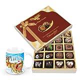 Venturing Creation Of Chocolates With Christmas Mug - Chocholik Belgium Chocolates