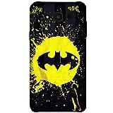 The Racoon Batman Printed Designer Hard Plastic Back Case For Samsung Galaxy J7
