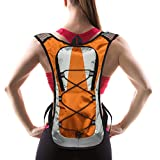 Hydration Pack With 1.5 L Water Backpack Bladder. Adjustable Straps. Ideal For Running, Cycling, Bike/hiking,...
