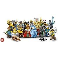 Lego Series 15 Minifigures Complete Set Of 16 Minifigures (71011)