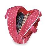 Badger Basket Doll Travel Backpack - Star Pattern (fits American Girl dolls)