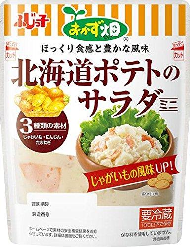 フジッコ 冷蔵 60個 おかず畑 北海道ポテトのサラダミニ 80g 業務用