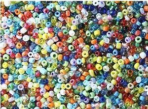 Glass 6/0 Seed Beads
