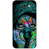 For Samsung Galaxy J3 (2017) Famous Girl ( Famous Girl, Face, Nice Face, Beautiful Face ) Printed Designer Back Case Cover By TAKKLOO