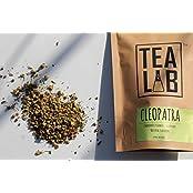 Tea Lab Cleopatra - (35 Gms) Organic Chamomile Spearmint Tea   Detox Tea