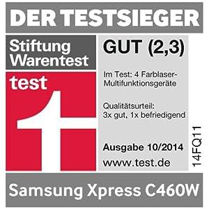 Samsung Xpress C460W/TEG NFC-Multifunktionsgerät: Amazon