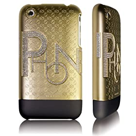 VX 18K Gold-Plated case for the Apple iPhone 3G (Matte)